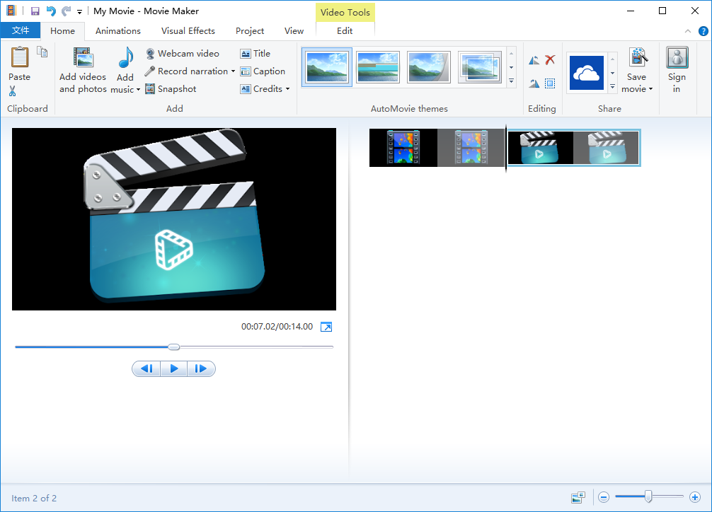 movie maker app for windows 7 free download